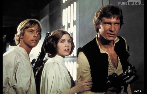 Star Wars 7 : le tournage se déroulera à Londres selon Carrie Fisher