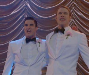 Glee saison 5, épisode 11 : les New Directions rendent hommage à Finn aux Nationals