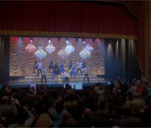 Glee saison 5, épisode 11 : hommage à Finn pendant les Nationals