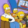 Les Simpson :Lionel Messi, Neymar et leurs camarades du FC Barcelone transformés en Simpson