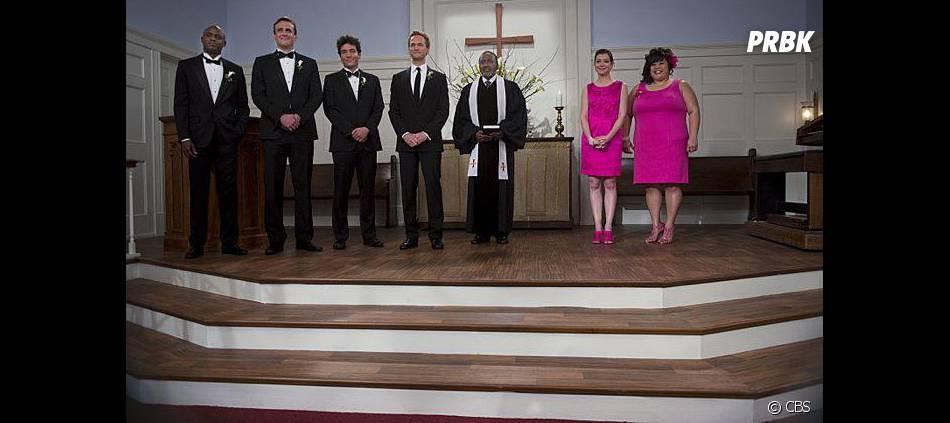 How I Met Your Mother saison 9, épisode 22 : c'est l'heure du mariage pour Barney et Robin