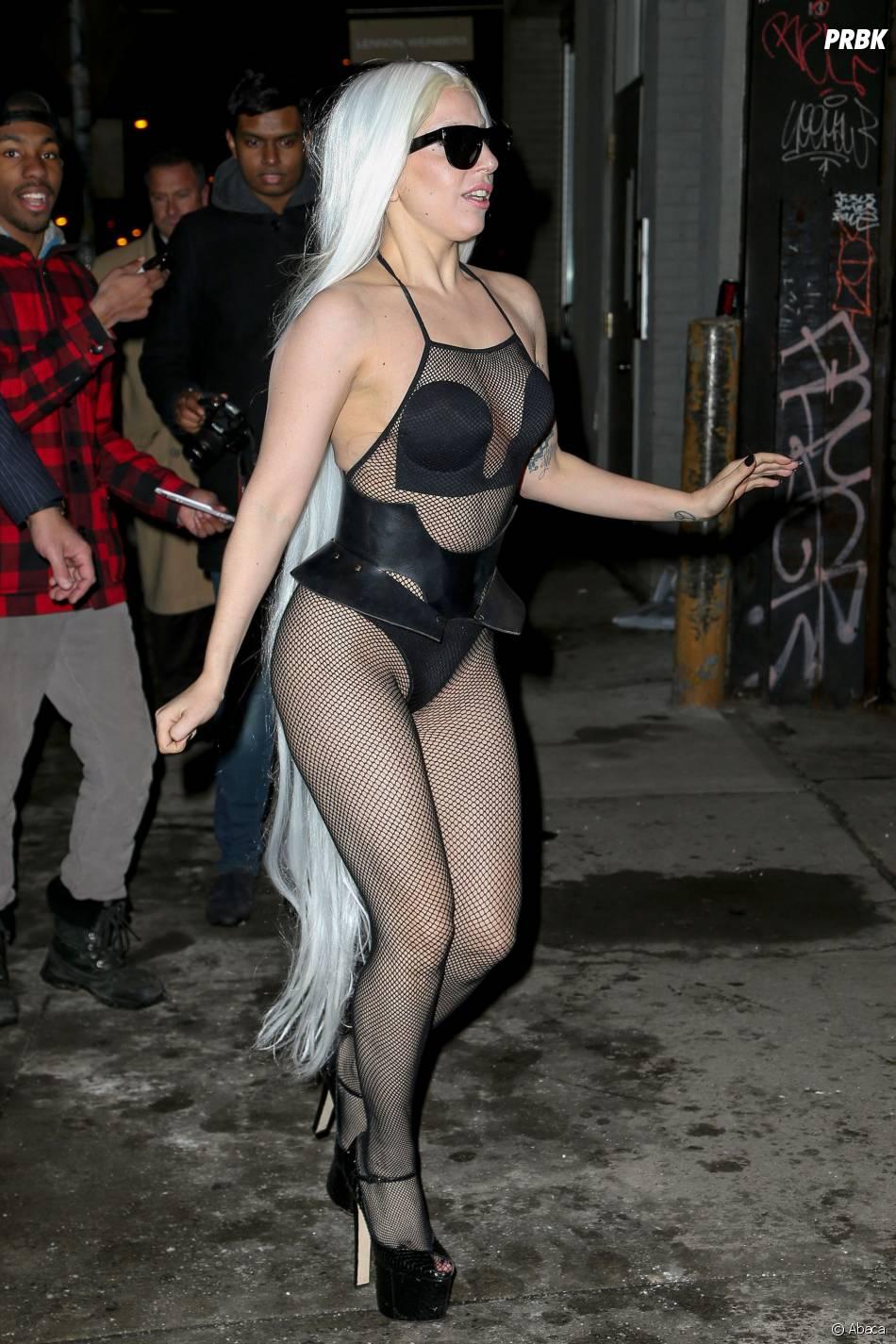 Lady Gaga, une chanteuse excentrique