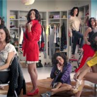 Jenifer se démultiplie dans une publicité pour La Halle