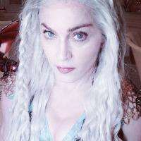 Game of Thrones : Madonna se prend pour Daenerys sur Instagram