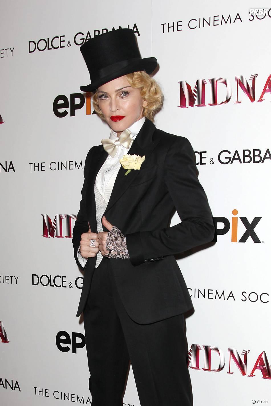 Madonna :pour la fête juive de Pourim, elle s'est déguisée en un personnage de la série Game of Thrones