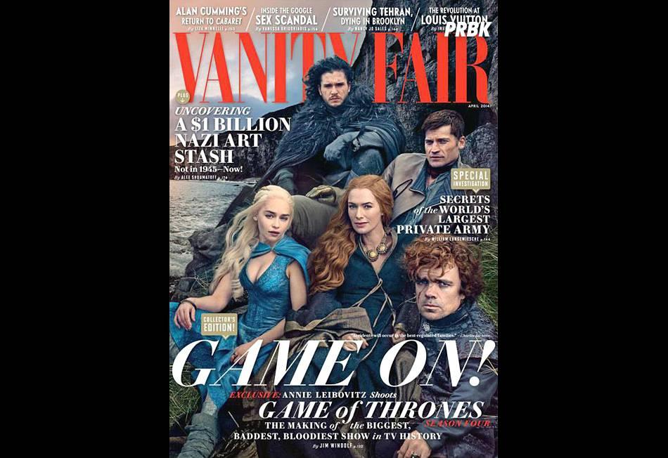 Game of Thrones saison 4 : retour prévu le 6 avril 2014