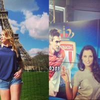 Malika Ménard VS Virginie Caprice : qui est la sexy girl la plus fan de foot ?