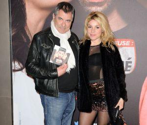 Jean-Marie Bigard et Lola Marois à l'avant-première de Situation amoureuse : c'est compliqué, le 17 mars 2014 à Paris