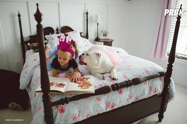 Lola et Harper lecture