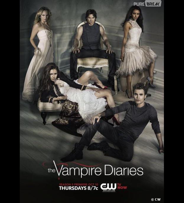 Vampire Diaries saison 5 : le Delena de retour ?