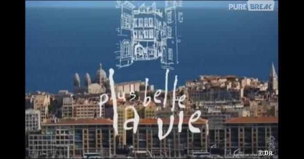 Plus Belle La Vie : leçon de roulage de joints sur France 3
