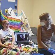 Taylor Swift généreuse : elle rend visite à des enfants malades