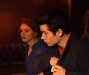Teen Wolf saison 4 : les acteurs dans les coulisses du tournage