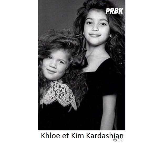 Les stars quand elles étaient enfant