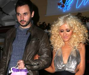 Christina Aguilera et Matt Rutler : le sexe de leur bébé dévoilé