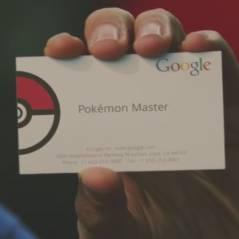 """Devenez Maître Pokémon pour gagner un job... chez Google : """"Attrapez-les tous !"""""""