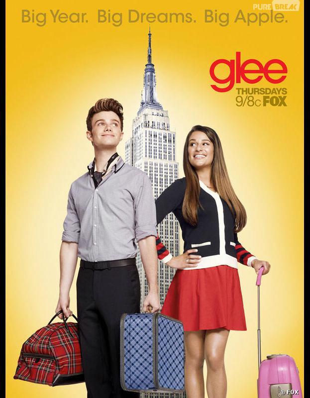 Glee saison 5 : pourquoi ce sera mieux à New York