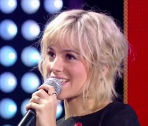 Alizée et Vincent Cerutti chantent Elisa, le 5 avril 2014 sur France 2