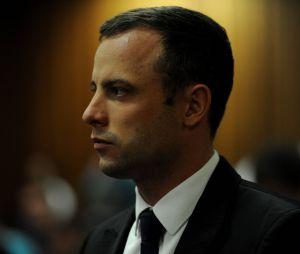 Oscar Pistorius durant son procès pour meurtre, le 6 mars 2014, à Pretoria.