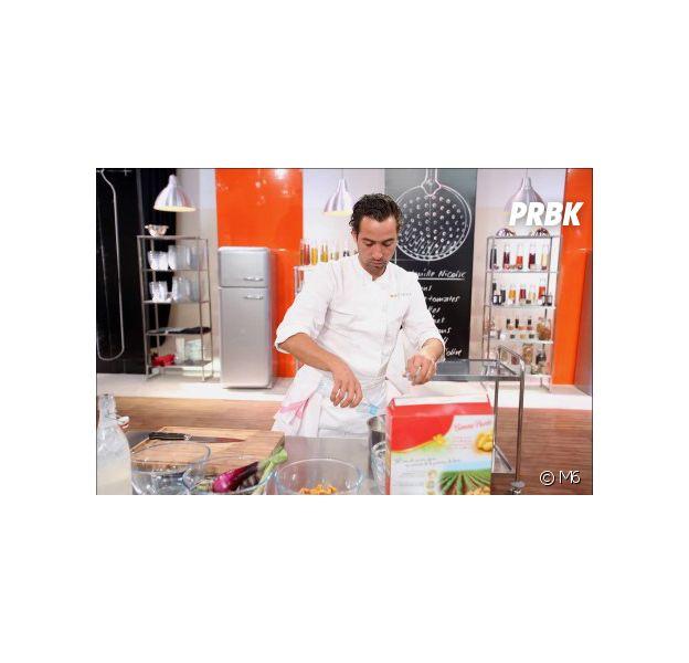 Top Chef 2014 : Pierre Augé se lâche contre l'émission