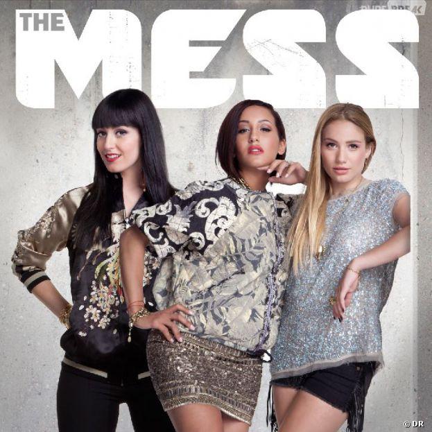 The Mess : Megan, Léa et Chéraze ne sont plus que trois dans le groupe
