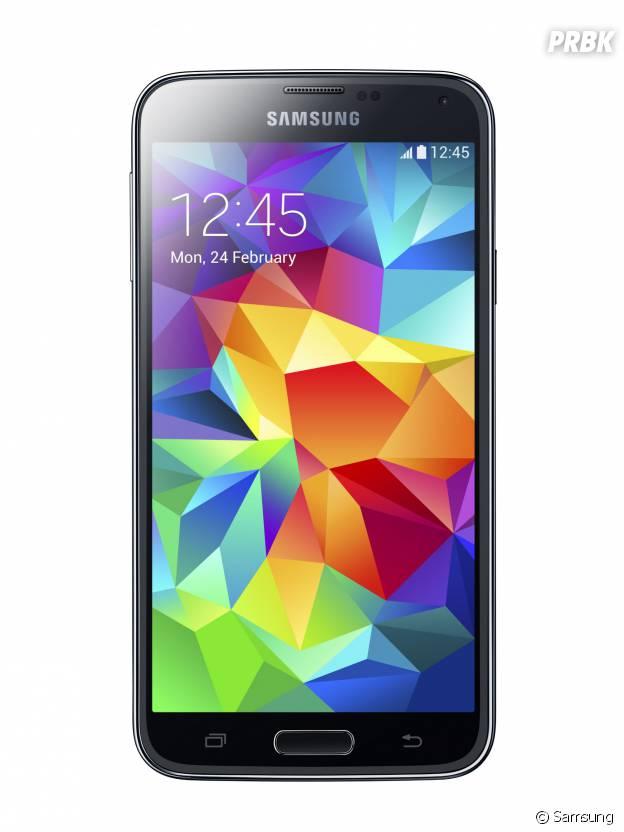Le Samsung Galaxy S5