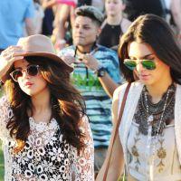 Selena Gomez, Kendall Jenner... photos des stars à l'ouverture de Coachella 2014