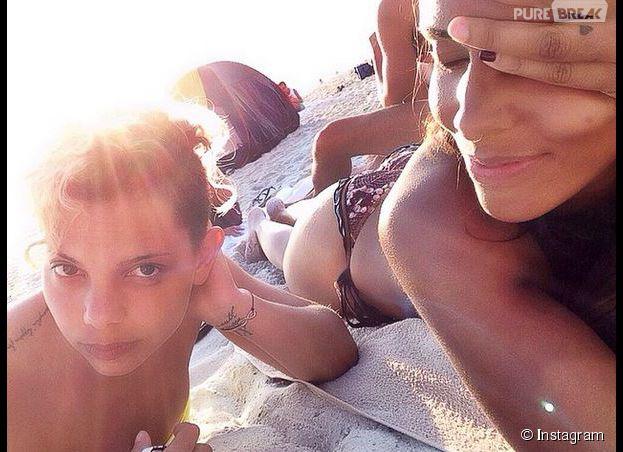 Shy'm : fesses et décolleté sur ses photos de vacances