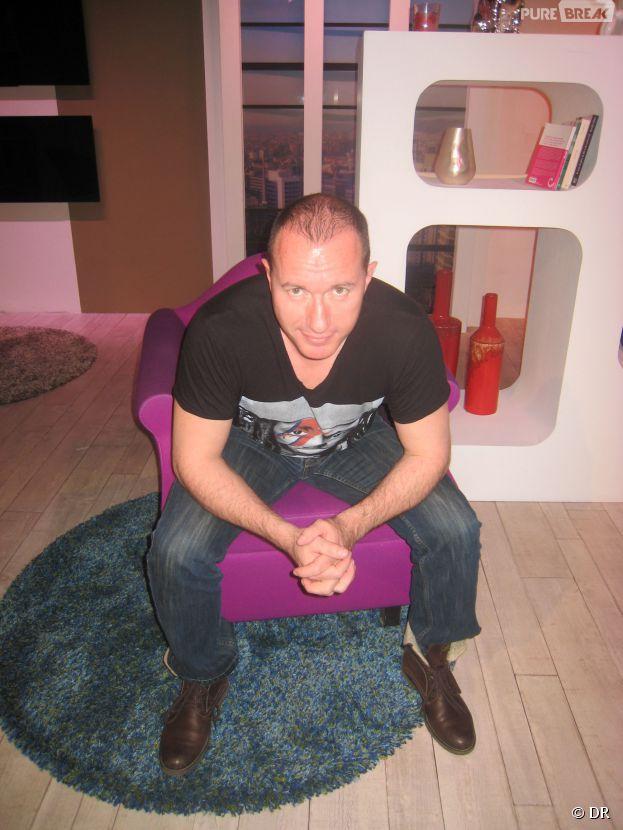Pascal Soetens en interview pour Purebreak pour sa nouvelle émission SOS ma famille a besoin d'aide