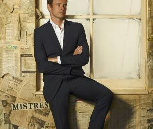 Scandal saison 3 : Scott Foley sur une photo