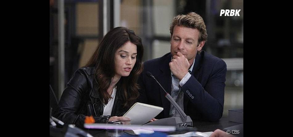 Mentalist saison 6 : Lisbon prêt à quitter Jane ?