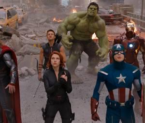 Avengers 2 sortira en 2015 au cinéma