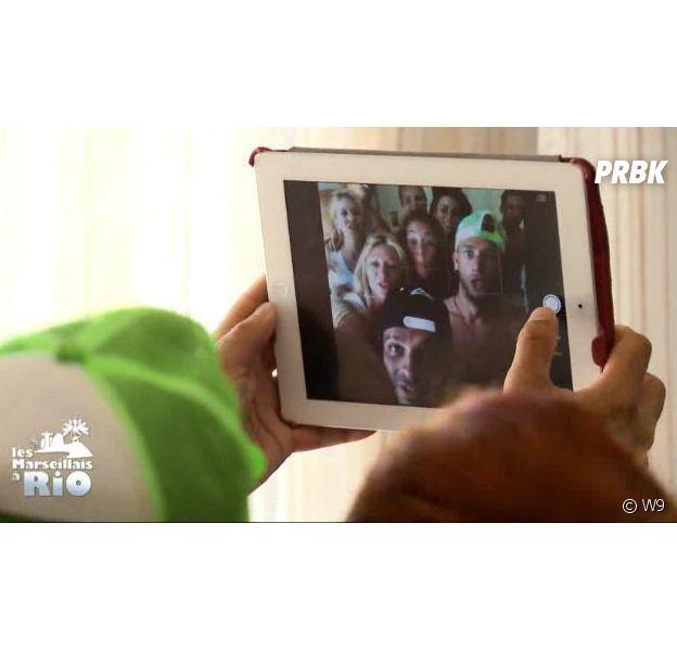 Les Marseillais à Rio : dans l'épisode 42 du 28 avril 2014