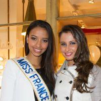 Malika Ménard, Flora Coquerel... : les Miss France en force pour une soirée