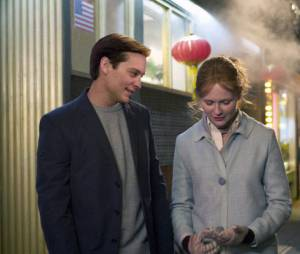 Spider-Man 2 : Kirsten Dunst et Tobey Maguire sur une photo