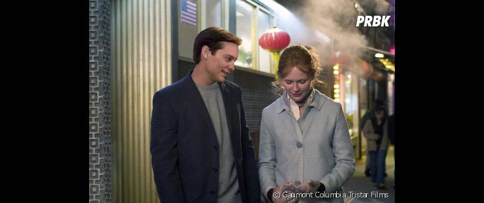Spider-Man 2 : Kirsten Dunst et Tobey Maguire sur une photo