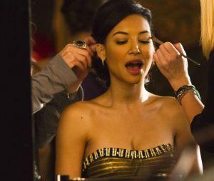 Glee : Naya Rivera virée de la série ?