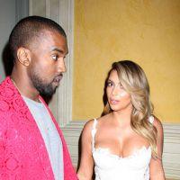 Kim Kardashian et Kanye West : un mariage surprise et discret chez eux
