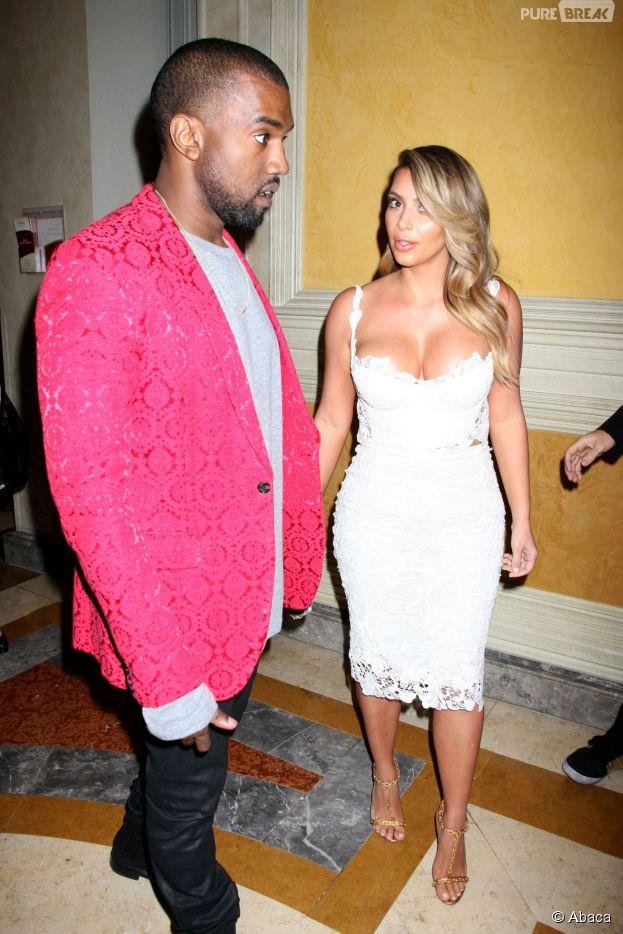 Kim Kardashian et Kanye West : une cérémonie en famille aux Etats-Unis avant la fête de mariage à Paris
