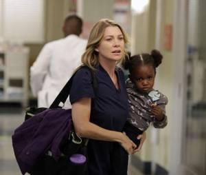 Grey's Anatomy saison 9 : Meredith face à la mort de Lexie