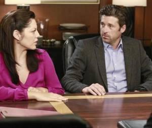 Grey's Anatomy saison 9 : Derek et Callie dans l'épisode 6