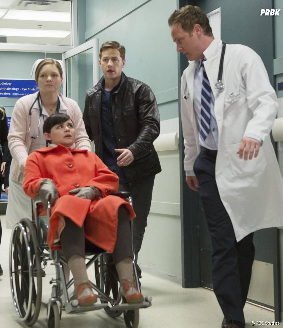 Once Upon a Time saison 3, épisode 20 : c'est l'heure de l'accouchement pour Mary Margareth