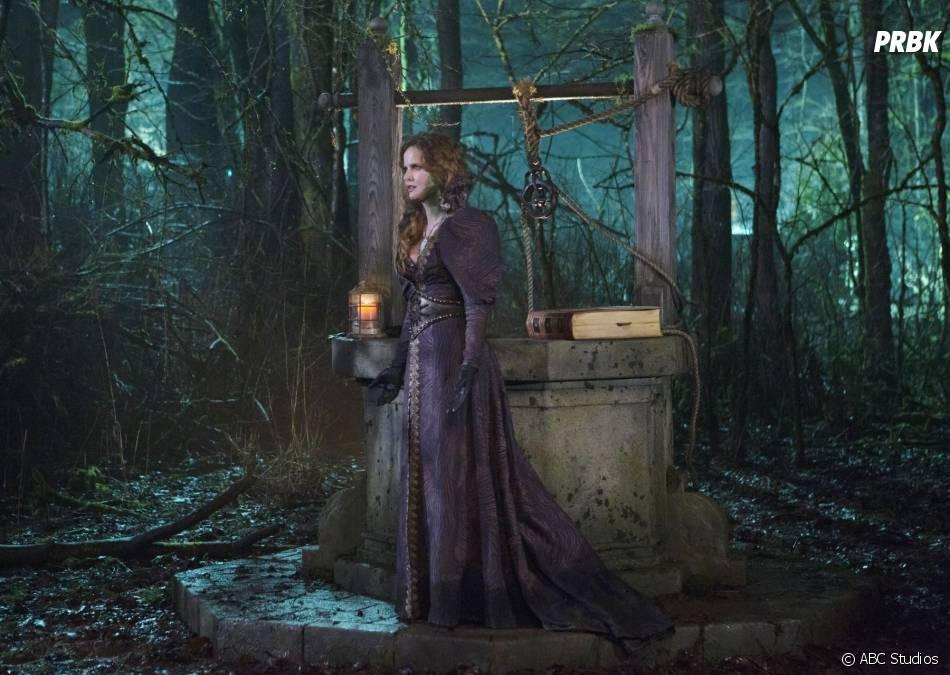 Once Upon a Time saison 3, épisode 20 : Rebecca Maden sur une photo