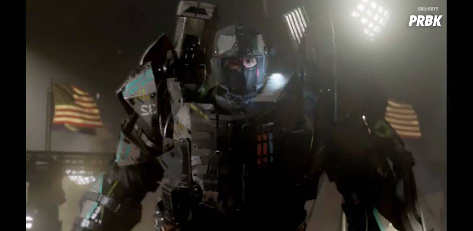 Call of Duty Advanced Warfare : un trailer excitant