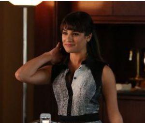 Glee saison 5 : Lea Michele dans l'épisode 18