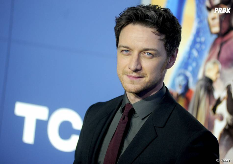 X-Men Days of Future Past : James McAvoy sur le tapis rouge, le samedi 10 mai 2014 à New York