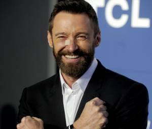 X-Men Days of Future Past : Hugh Jackman en mode Wolverine, le samedi 10 mai 2014 à New York
