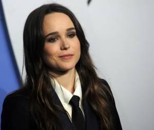 X-Men Days of Future Past : Ellen Page sur le tapis rouge, le samedi 10 mai 2014 à New York