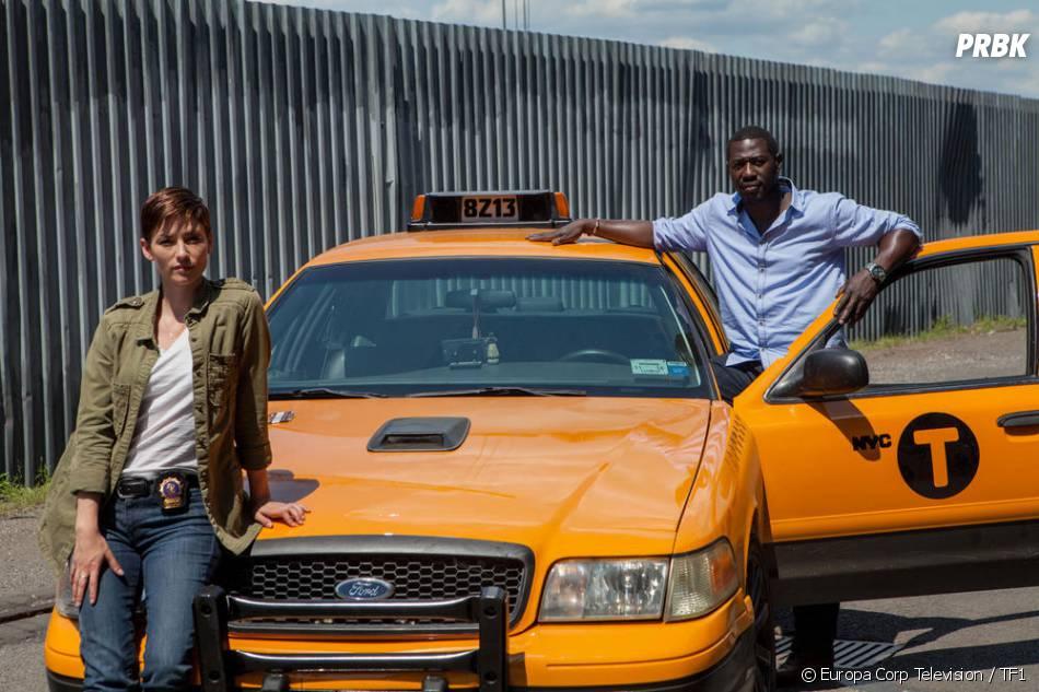 Taxi Brooklyn : Chyler Leigh et Jacky Ido s'entendent à merveille