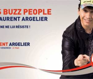 Priscilla Betti, invitée des Buzz People de Laurent Argelier